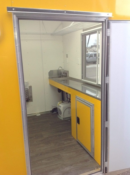 Nampa Concession Trailer to Code