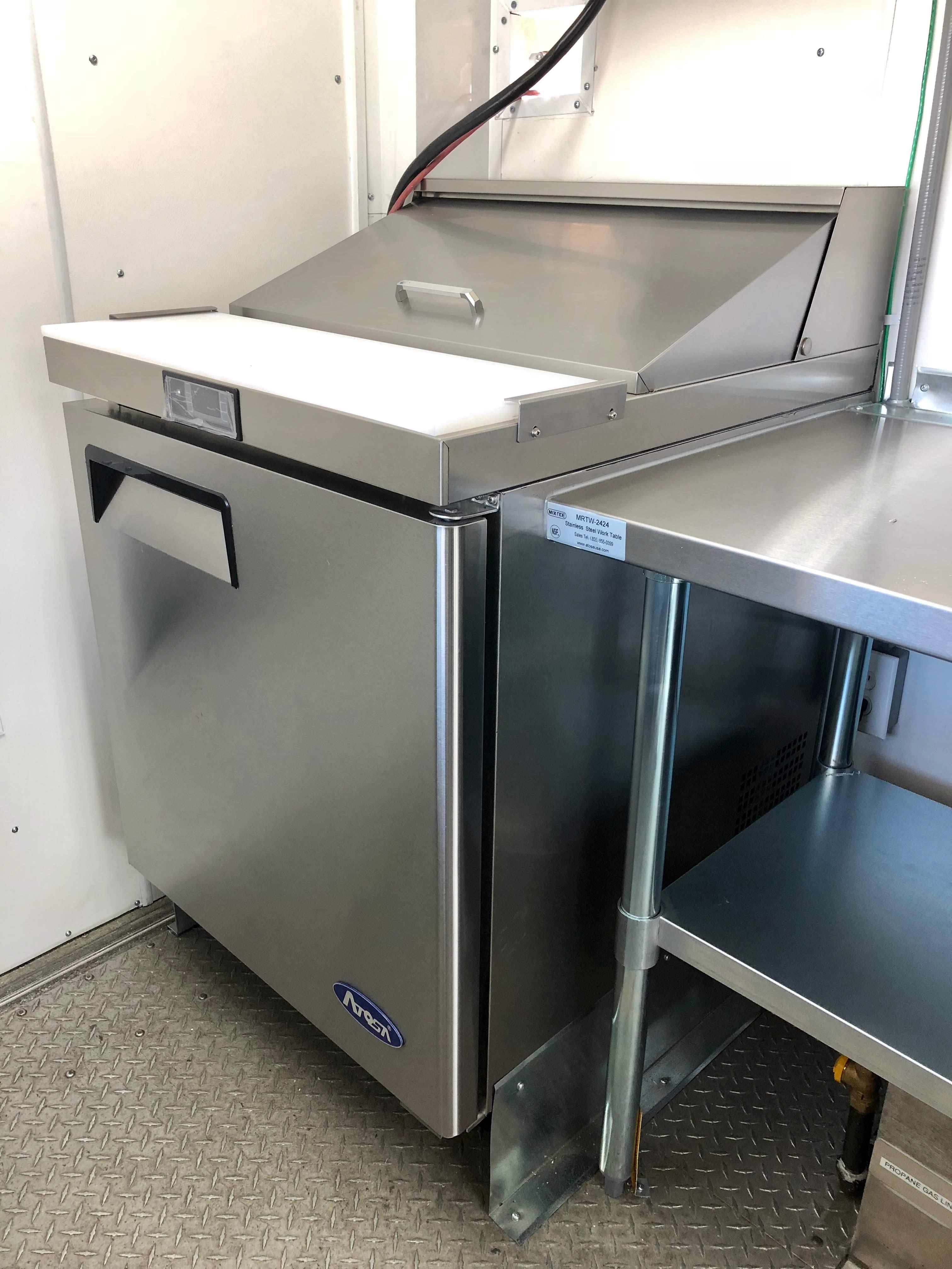 Custom Boise Foodtruck Kitchens