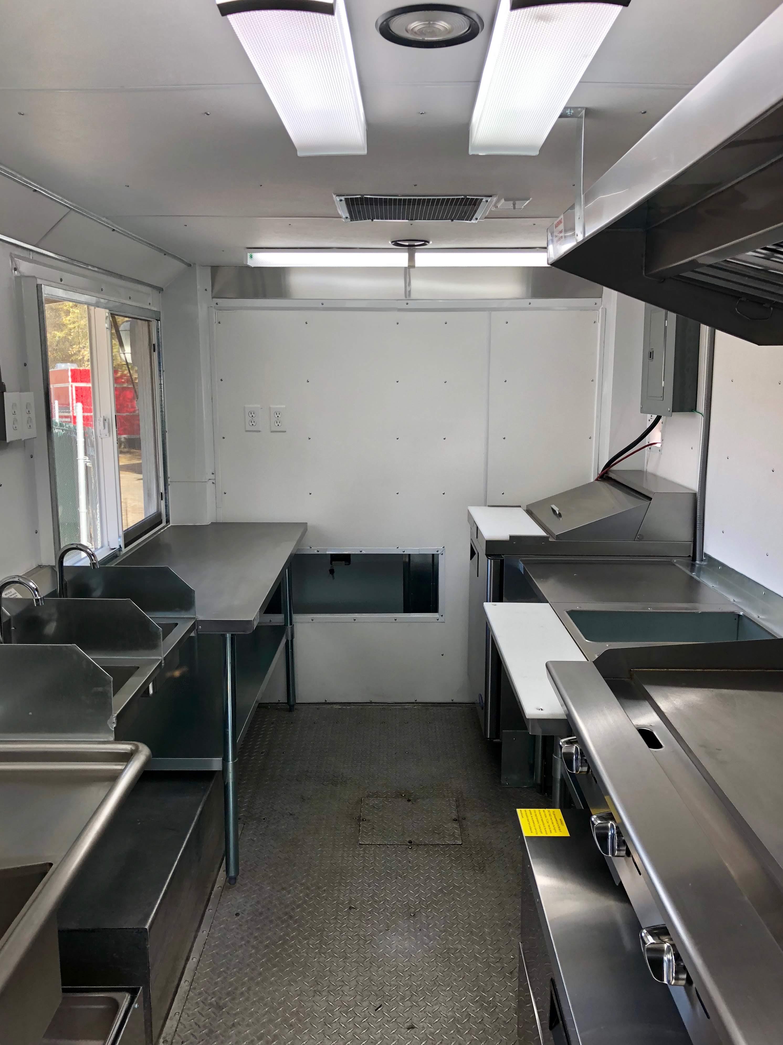 Idaho Foodtruck Kitchens