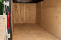 Full Back Door Cargo Trailer