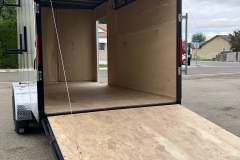 Custom Designed Cargo Trailer