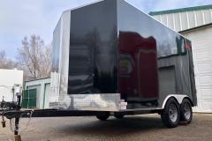 Custom Cargo Trailer Meridian