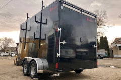 Custom Designed Cargo Trailers Meridian
