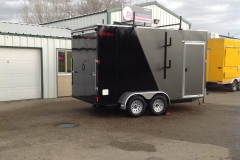 Custom Designed Cargo Trailers Nampa