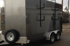 Custom Designed Cargo Trailers Eagle