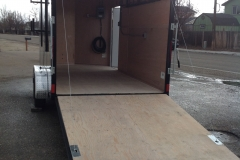 Custom Designed Cargo Trailers Boise