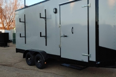 Custom Cargo Trailer Idaho