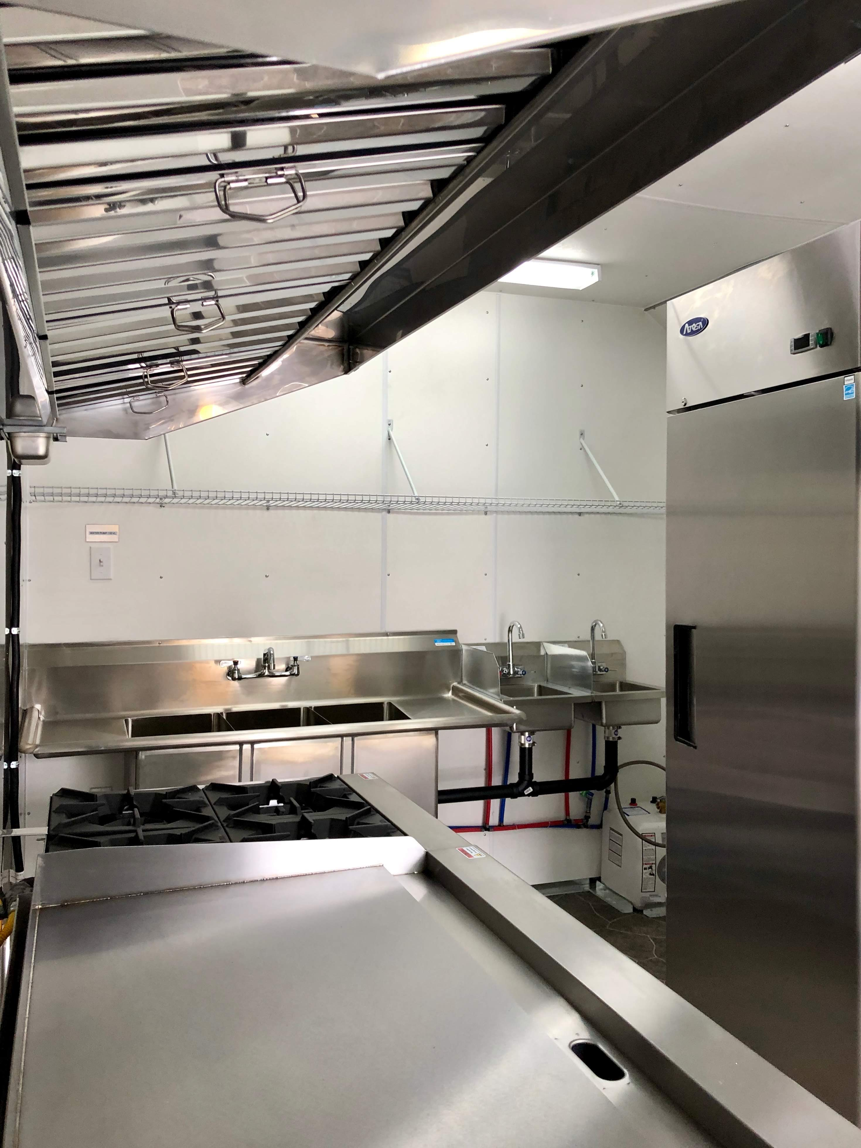 To Idaho Code Foodtruck kitchens