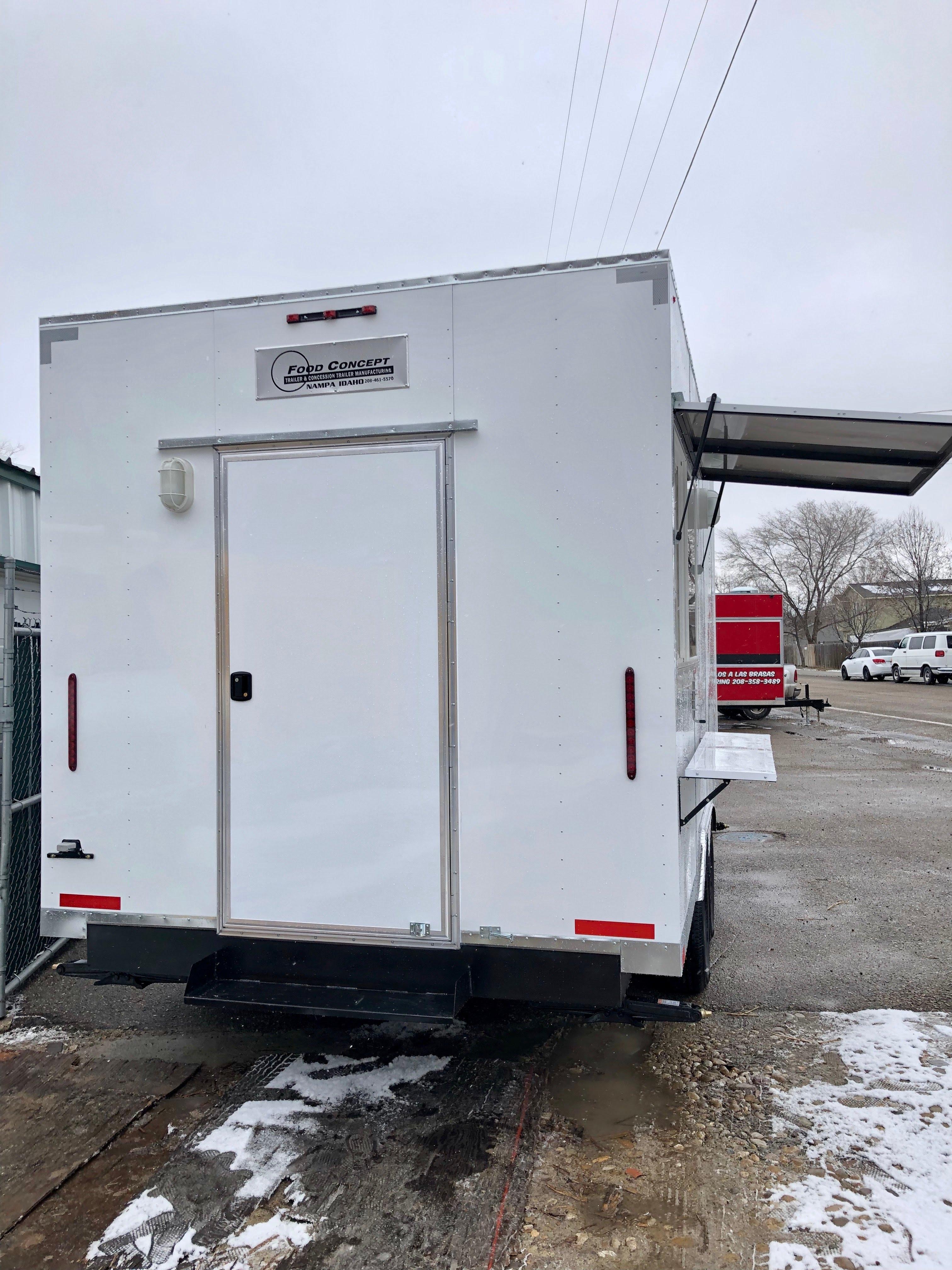 Custom Concessions trailer