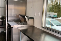 Custom designed Foodtruck kitchens