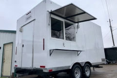 Custom Concessions trailer Idaho