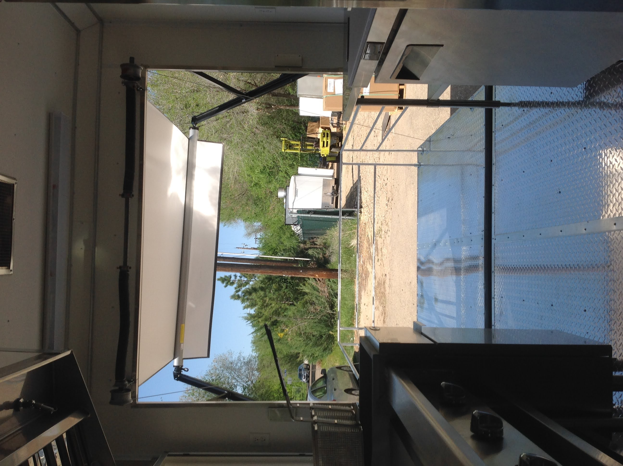 Concession Trailer Kitchen Custom made in Meridian Area