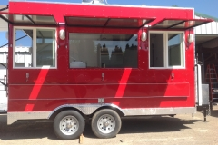 Trailer Kitchen Custom made in Boise Area