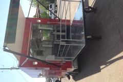Concession Trailer Kitchen Custom made