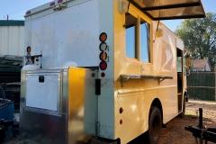 Food truck rebuild