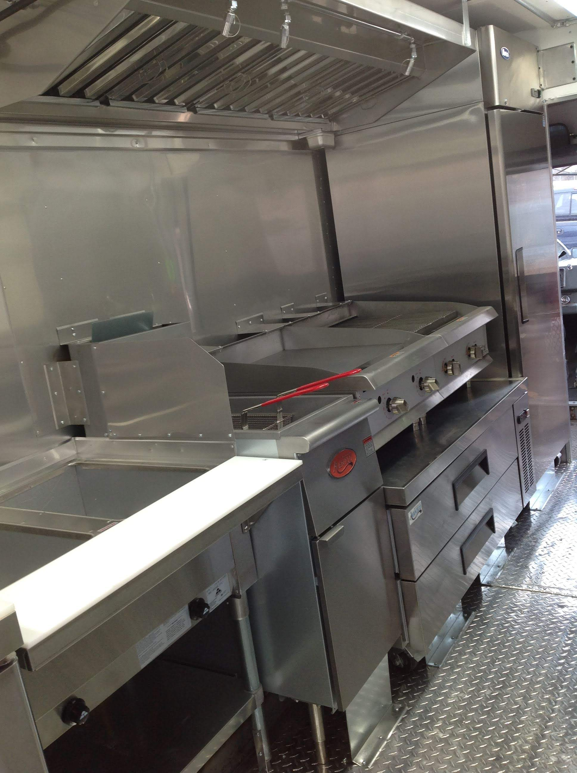 Meridian Foodtruck Kitchens to Code