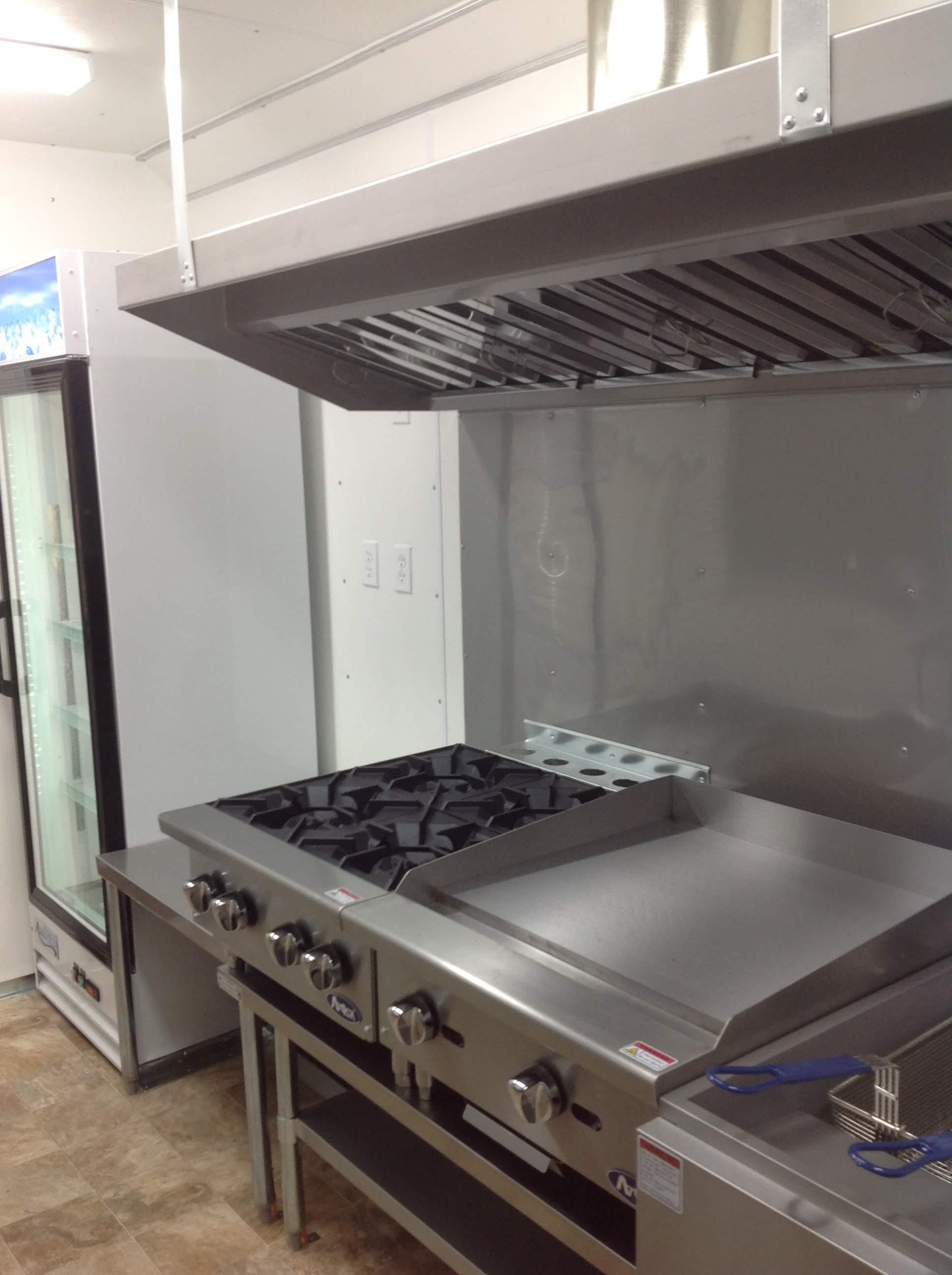 Trailer 10 Custom Kitchen Foodtruck 6