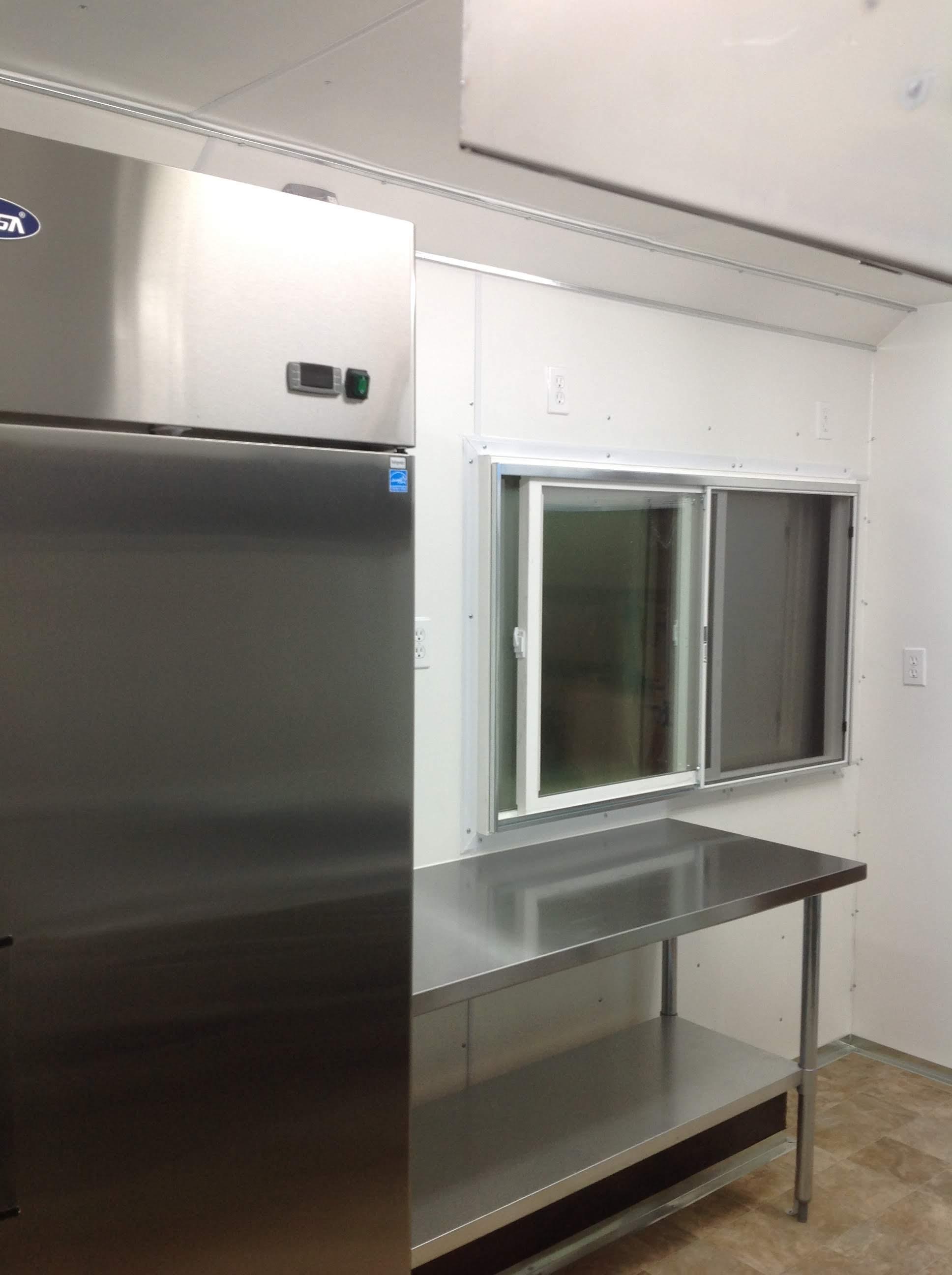 Trailer 10 Custom Kitchen Foodtruck 7