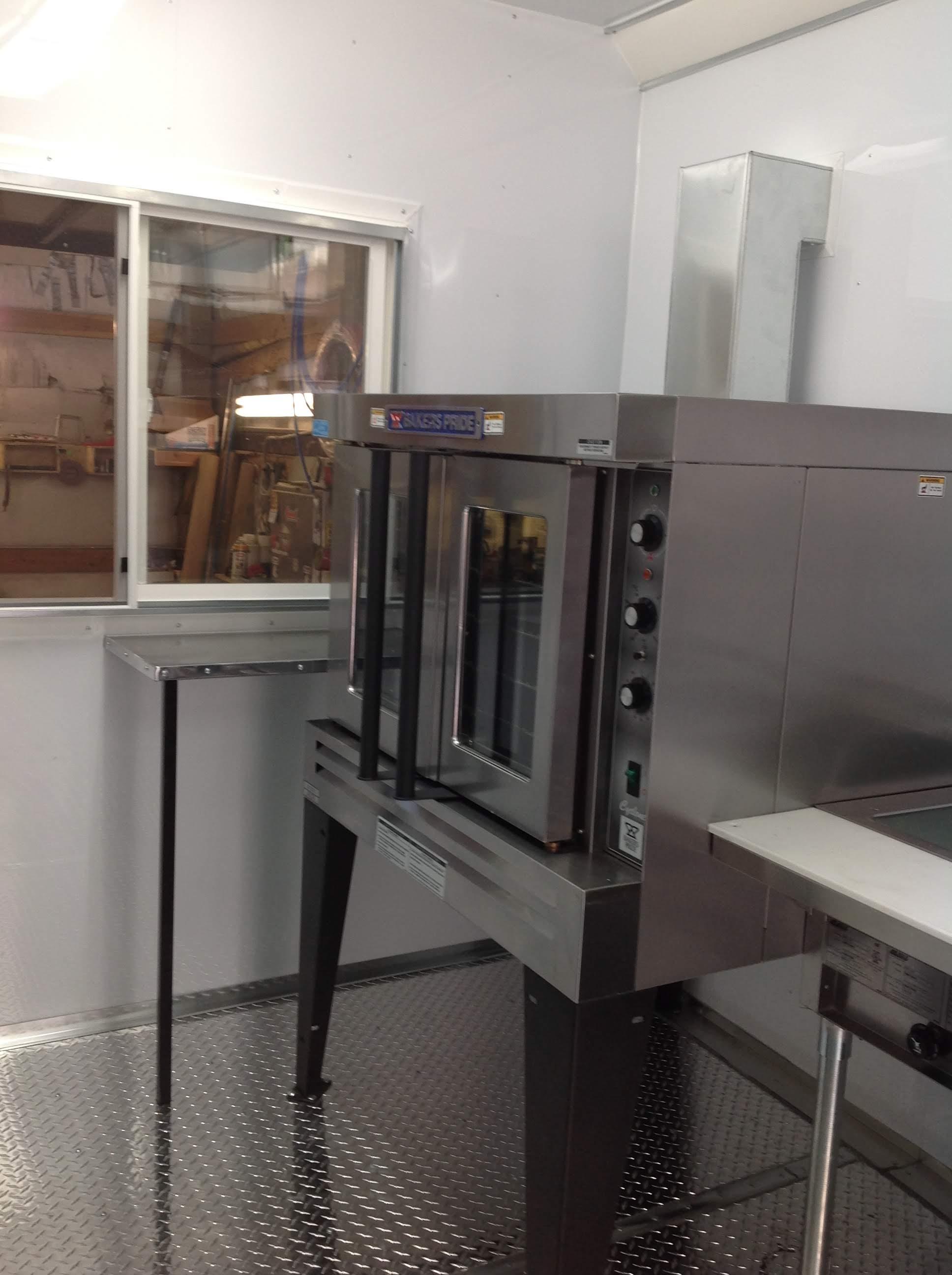 Innovative foodtrucks interior 14
