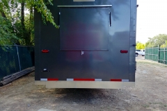 Black Foodtruck before Wrap 14