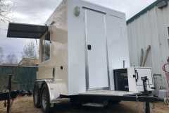 New Food Truck Trailer