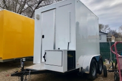 Custom Food Truck Trailer