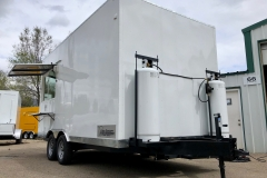 New Food Truck Trailer Eagle