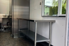 Custom Food Truck Kitchen Idaho