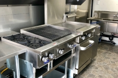New Food Truck Kitchen Idaho