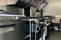 New Food Truck Kitchen