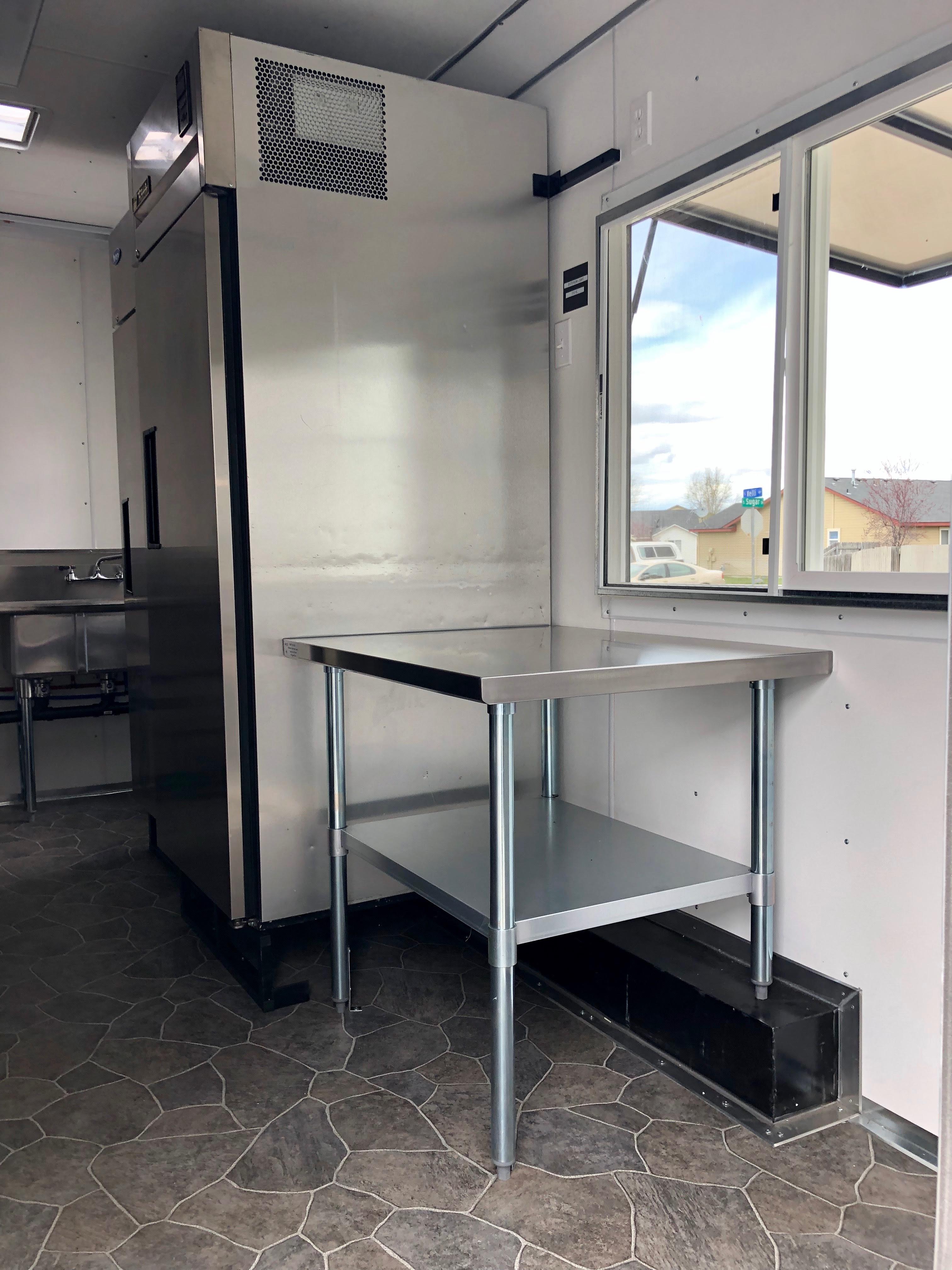 Custom Kitchens for Foodtrucks