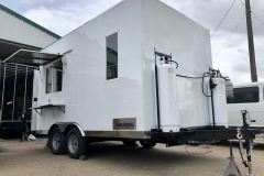 Custom Food Truck Trailers