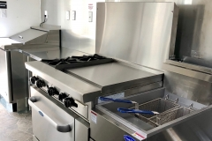 Custom Food Truck Kitchens