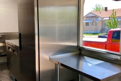 Custom Designed Foodtruck Kitchen Idaho