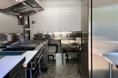 Idaho Custom Designed Foodtruck Kitchen