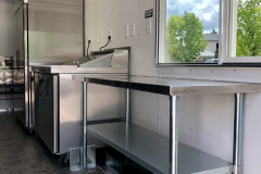 New Foodtruck Kitchen