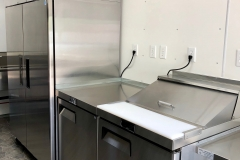 New Foodtruck Trailer Kitchen