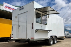 New Foodtruck Trailer Meridian