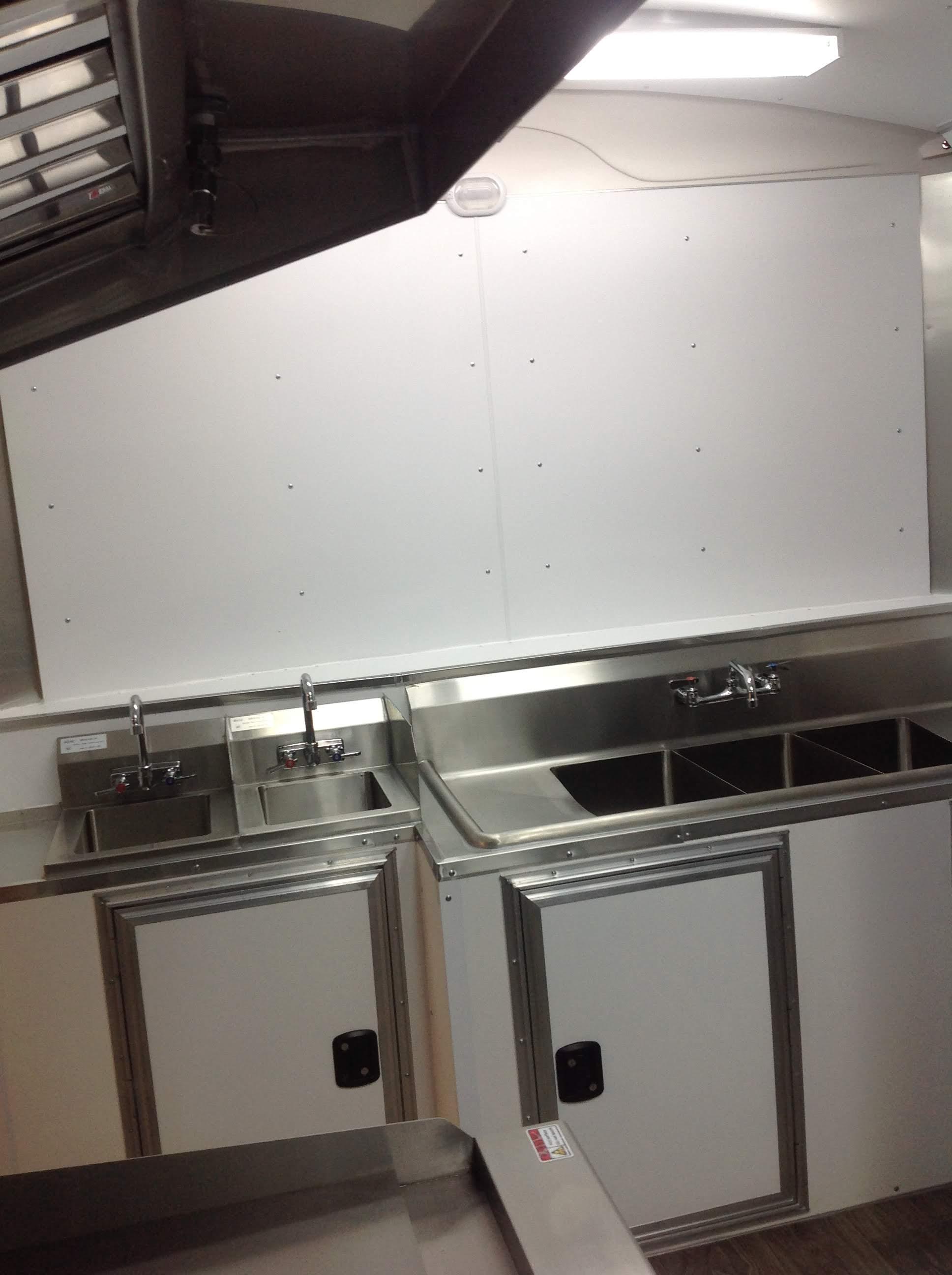 Trailer 3 Food Truck Kitchen Design Idaho