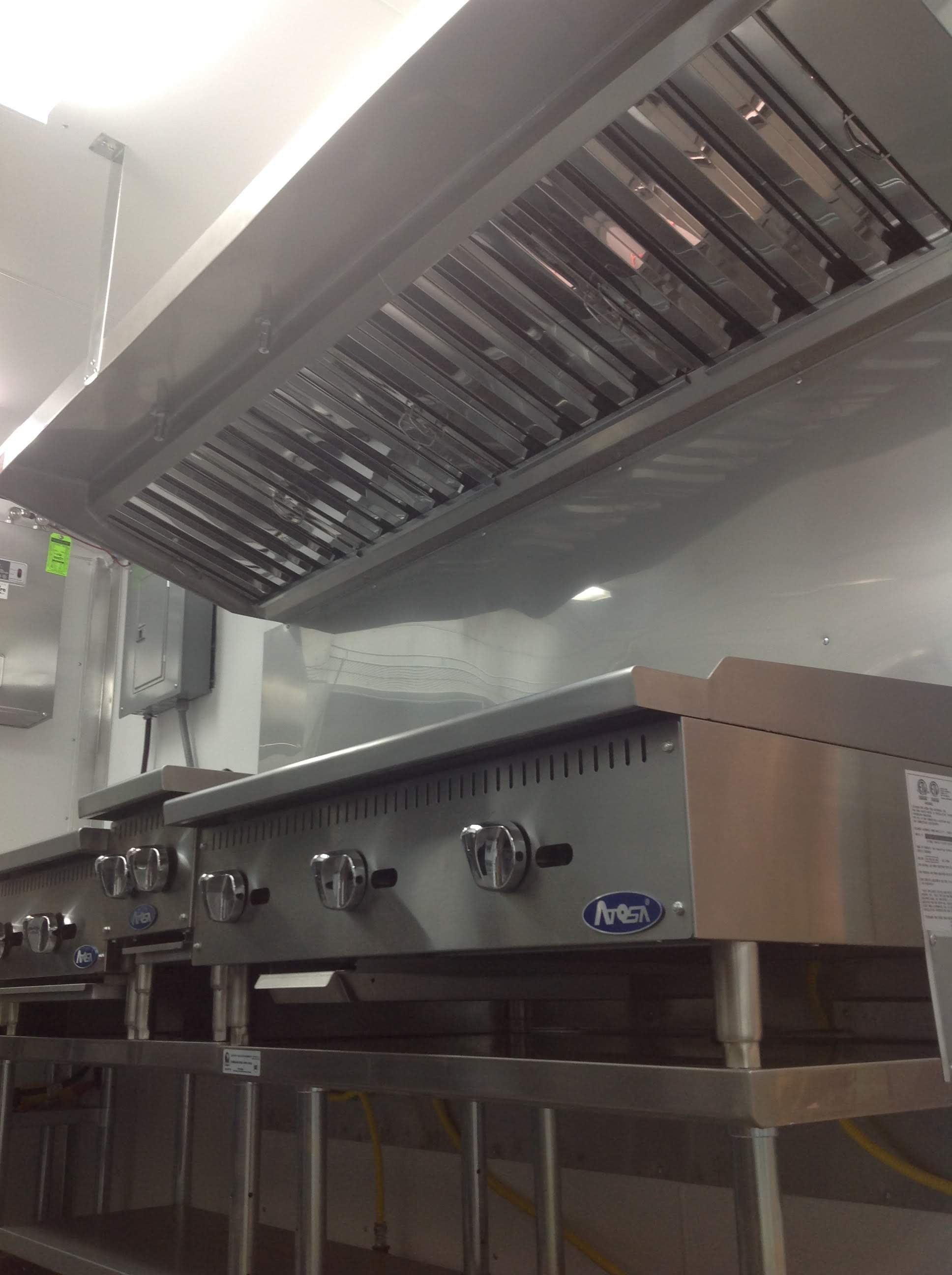Trailer 3 to code Kitchen Design Nampa
