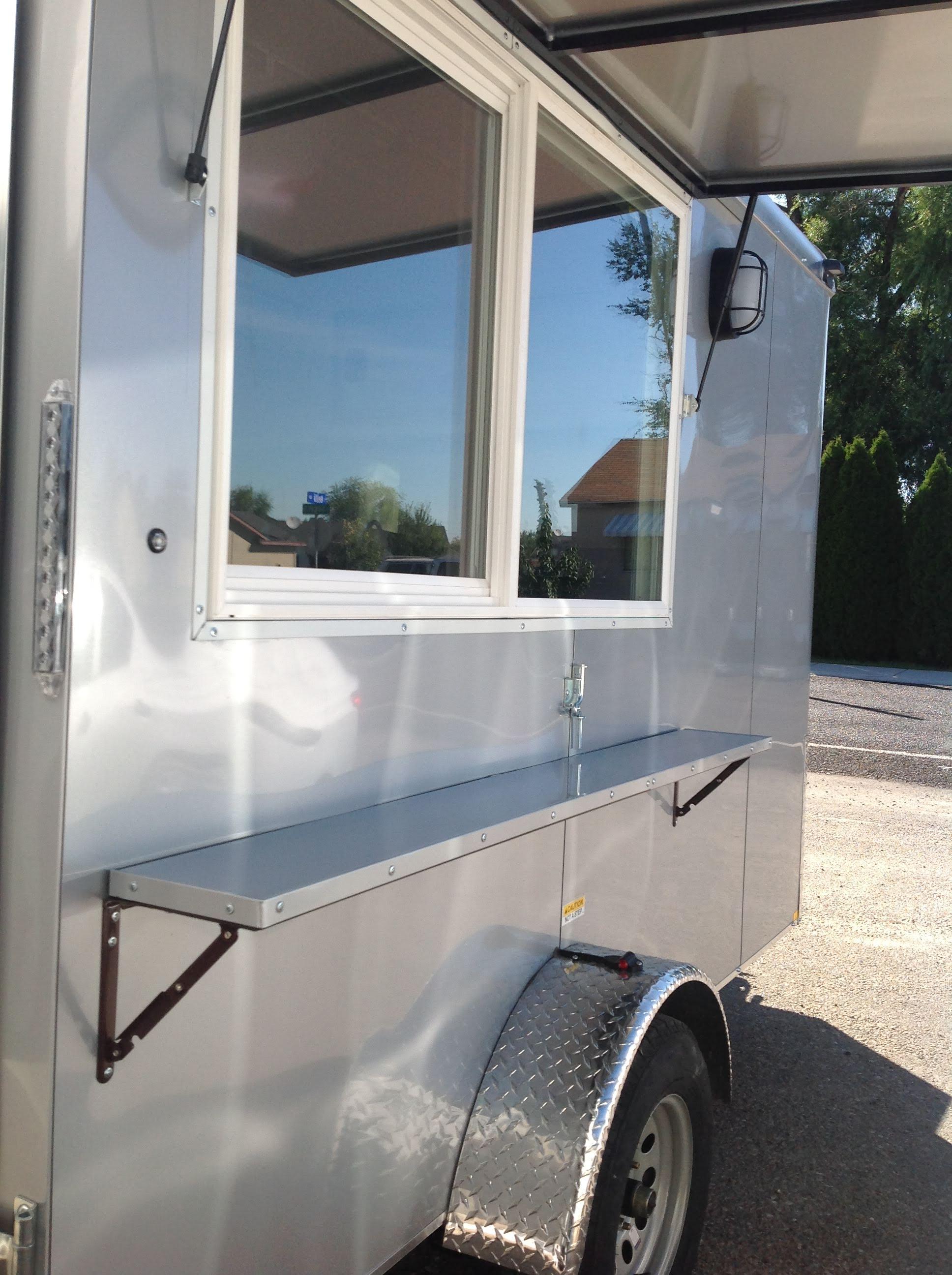 Trailer 4 Food Truck Kitchen Design Idaho
