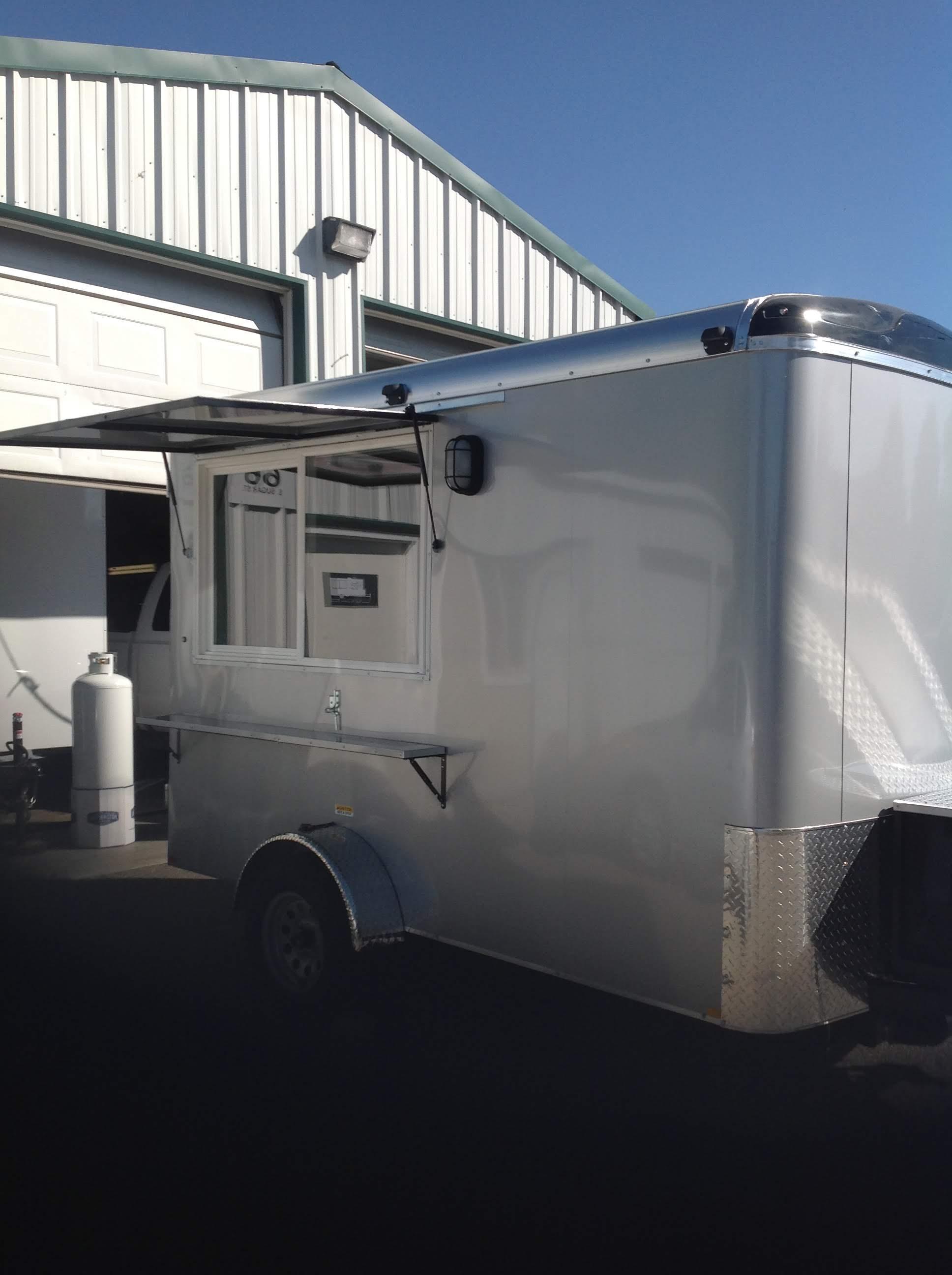Trailer 4 Food Truck Kitchen Design Nampa