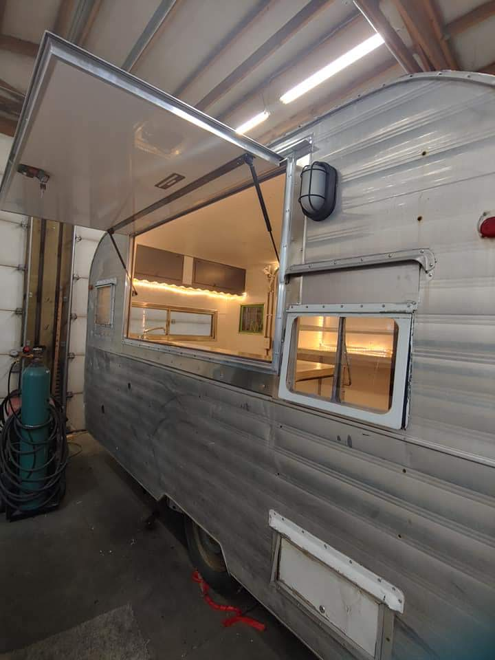 Trailer Conversion to Kitchen and Health Codes