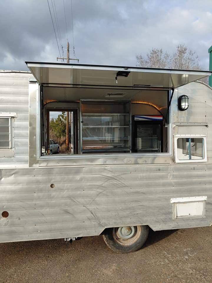 Kitchen Trailer Conversion Idaho